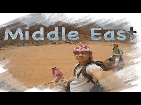 Middle East: From Desert to Sea