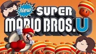 New Super Mario Bros U - Game Grumps