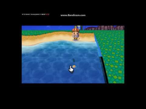 Animal Crossing City Folk: Fishing Glitch
