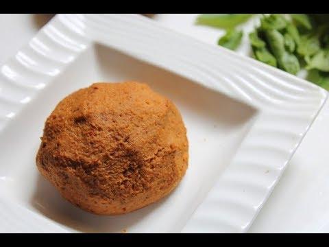 Paruppu Thogayal Recipe - Sidedish for Rice