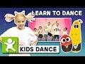 LEARN TO DANCE LARVA KIDS DANCE SUPER BEST SONGS FOR KIDS
