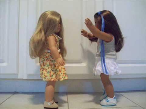 Change: An American Girl Doll Music Video