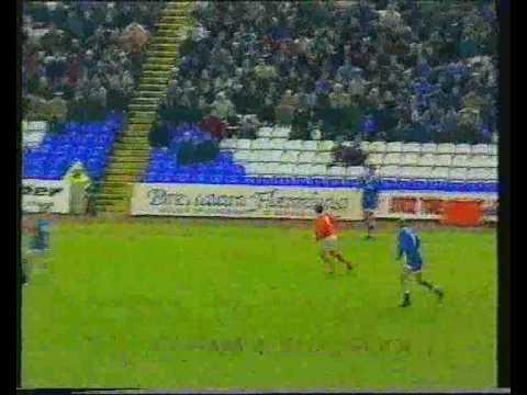 Danny Baker's Freak Football - Birmingham 7 Blackpool 1