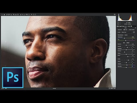 Use This TRICK For VERY SHARP Photos - Photoshop Tutorial