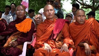The Battle for Myanmar's Buddhist spirit
