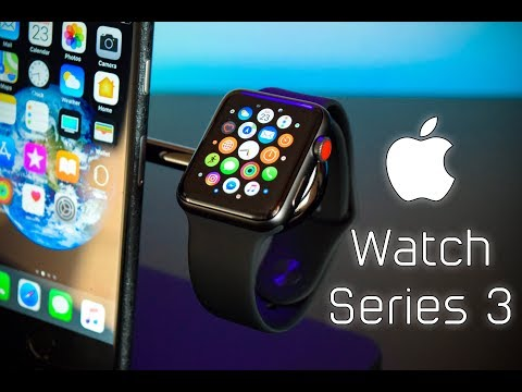 Apple Watch Series 3 - Unboxing & Review
