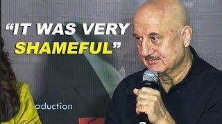 Anupam Kher Slams Vivek Oberoi For His Meme on Aishwarya Rai