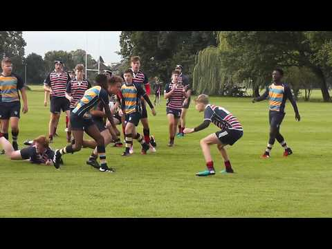 WCGS U16 v's Tiffin (1)
