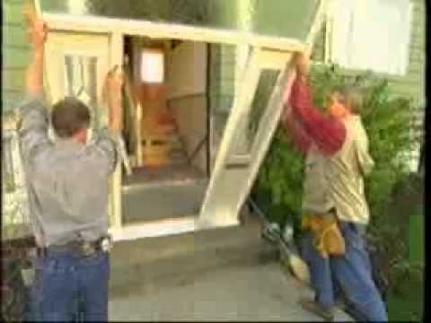 How To Replace Your Front Entrance Door - Shell Busey