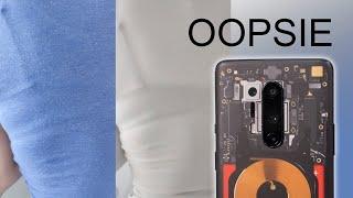 Átlát a ruhákon a OnePlus 8 Pro?!