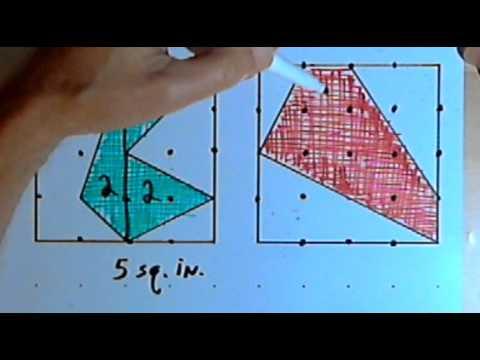 Area of Irregular Polygons 128-4.1