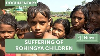 Rohingya crisis: The Children suffering in refugee camps