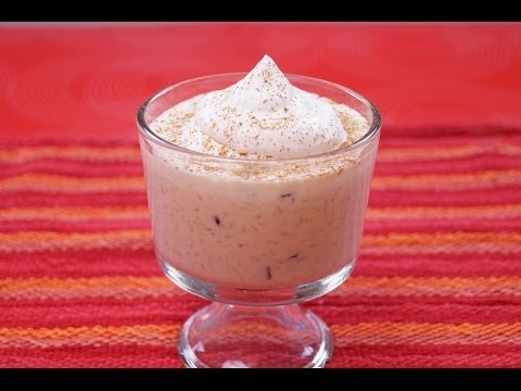 Rice Pudding:  How To Make Homemade Rice Pudding: Recipe - Diane Kometa - Dishin' With Di # 119