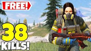 *NEW* FREE VANGUARD GAMEPLAY IN CALL OF DUTY MOBILE BATTLE ROYALE!