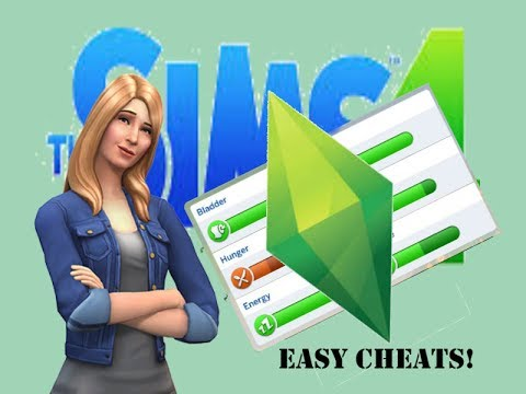 How to fill needs bar in sims 4 cheats!! #tipswithprincess