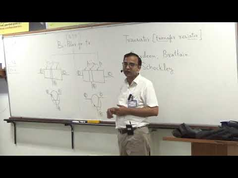 Electronic Devices, L-6, [Sudradh-1] 2018-19, xii  physics fundamentals