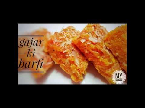 Winter Special Carrot Burfi/Gajar ki burfi recipe/गाजर हलवा बर्फी/Gajar Halwa Burfi/Burfi Recipe