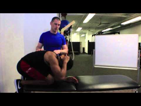 Thoracic Spine Rotational Mobilization, Stability and Strengthening Exercise