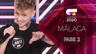 OT CASTING MÁLAGA | FASE 2 | OT 2020