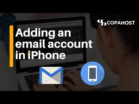 How to configure your email on iPhone