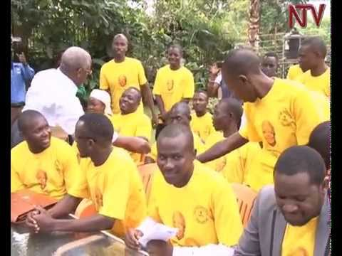 Youth groups gaining more prominence on Uganda's political landscape