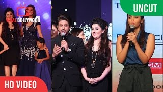 UNCUT - Archana Kochhar Show | Discon 2017 | Shahrukh Khan, Alia Bhatt, Esha Gupta
