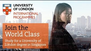 Download Studying with the University of London in Singapore Video