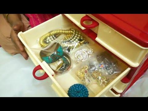 How to care and organize jewellery - jewellery storage ideas
