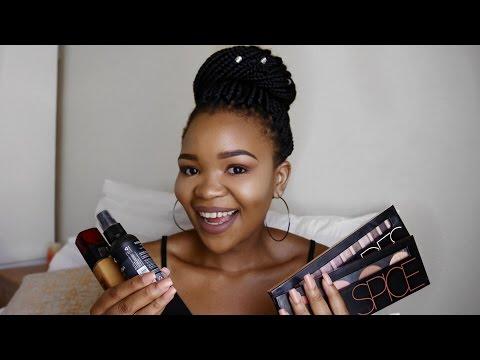 DRUGSTORE Makeup Starter Kit for Beginners 2017 | South African YouTuber