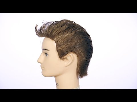 Greaser Haircut Tutorial - TheSalonGuy