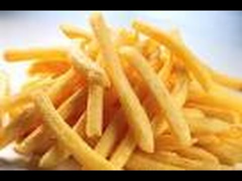Best trick to make MCdonalds french fries at home RESTAURANT STYLE