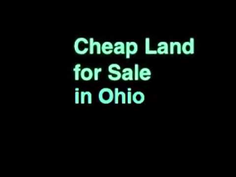 Cheap Land for Sale in Ohio – 25 Acres – Toledo, OH 43603