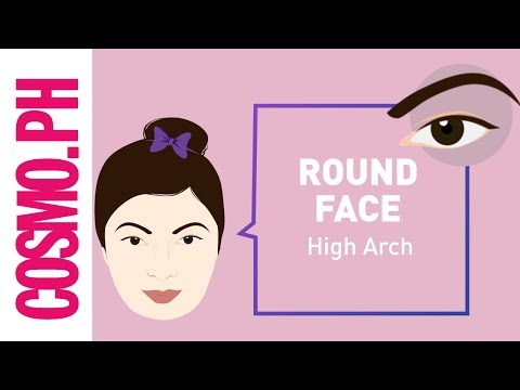 Find The Best Brow Shape For Your Face