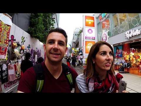 Gopro Hero 5 HD (Tokyo, Kyoto, Hiroshima, Mt Fuji, Tokyo Disneyland) Japan Holiday video
