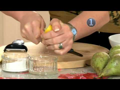 How To Prepare Pear Puree