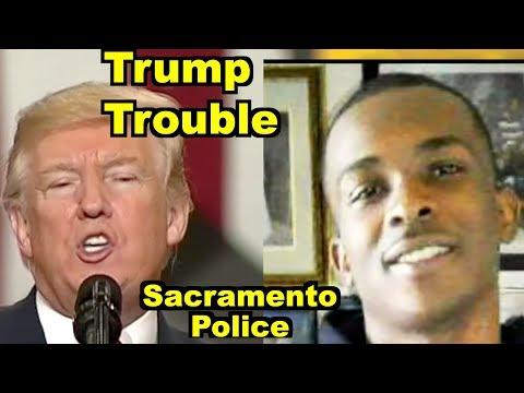 Trump Trouble, Sacramento Police - Chris Christie, Bernie Sanders MORE! LV Sunday Clip Roundup 258