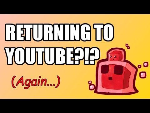 Returning to Youtube?!? | JellyScrub Is Back (Again)
