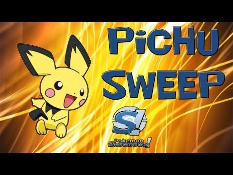 Pokemon Showdown - Pichu Sweep