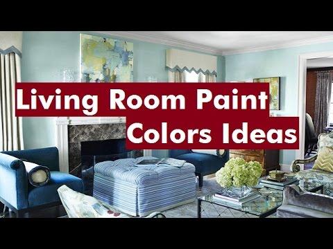 Living Room Paint Colors Ideas