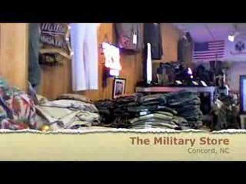 The Military Store