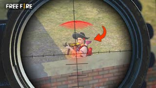 Lol Try to Kill with CrossBow Solo vs Squad Op Gameplay - Garena Free Fire