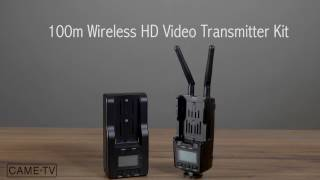 Came-tv 100m Wireless Hd Transmitter