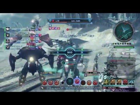 Xenoblade Chronicles X: Unlocking Mechanical Field-Skill Lvl 5
