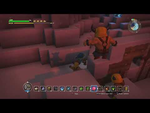 Let's Play Dragon Quest Builders 37: Igloo