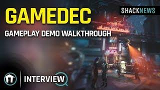 GameDec Gameplay Demo Walkthrough