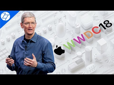 Apple WWDC 2018 - iOS 12, iPad X, iPhone SE 2  & more!