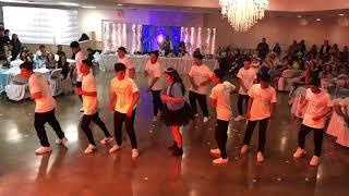Repost Kaleenas Quince 2019  Quinceaera Surprise Dance Rolex Wepa Bachata Cumbia Huapango