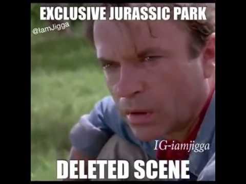 Jurassic park - deleted scene! Vine
