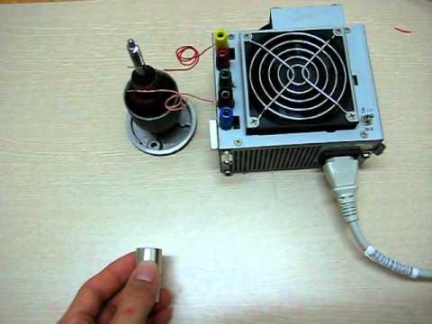 Brushed motor armature test