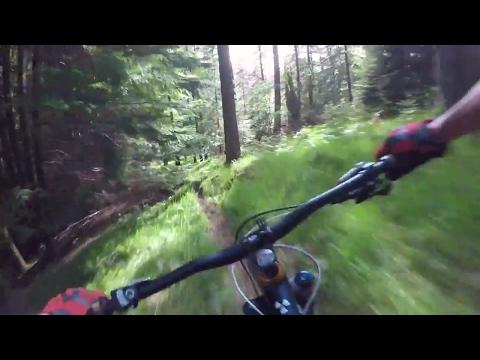 Pitlochry - mtb - Scotland - gopro karma grip